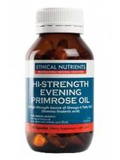 Ethical Nutrients Hi-Strength Evening Primrose Oil, 60 Capsules