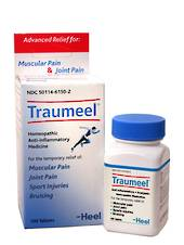 Heel Traumeel, Tablets or Tincture