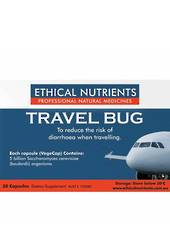 Ethical Nutrients Travel Bug, 30 Capsules