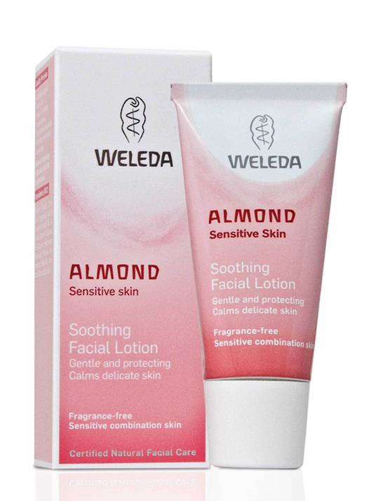 Weleda Almond Soothing Facial Lotion, 30ml