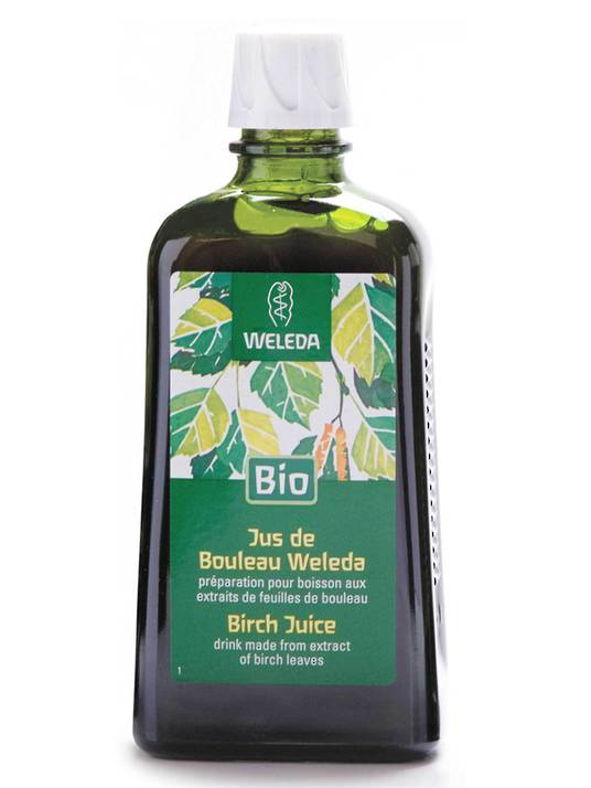 Weleda Organic Birch Juice, 200ml