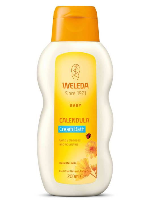 Weleda Calendula Cream Bath, 200ml