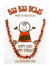 Baa Baa Beads Amber Teething Necklace