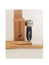 Do Gooder Ecofloss Bamboo Charcoal Dental Floss