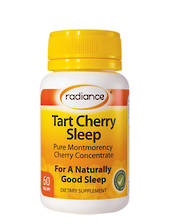 Radiance Tart Cherry Sleep, 60 Capsules