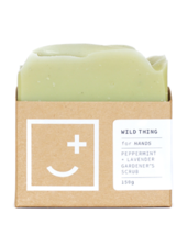 Fair and Square Soapery Wild Thing Soap, 150g