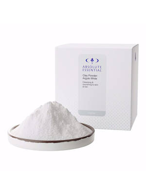 Absolute Essential Clay Powder Argyle White, 50g