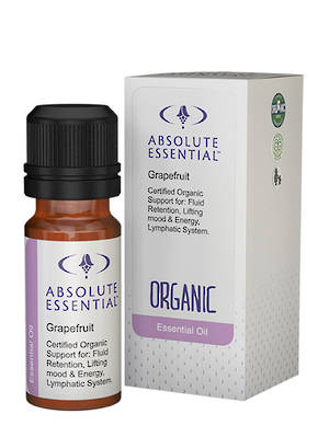 Absolute Essential Organic Grapefruit, 10ml