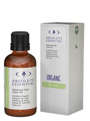 Absolute Essential Absolute Hair Care Oil (organic), 50ml