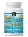 Nordic Naturals Omega 3-6-9 Junior (90 lemon softgels for ages 5+)