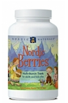 Nordic Naturals Berries Multivitamin (120 chews for ages 2+)