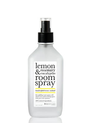 The Organic House  - Lemon Rosemary & Eucalyptus Room Spray