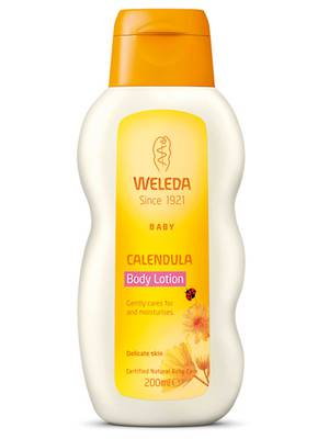 Weleda Calendula Body Lotion, 200ml