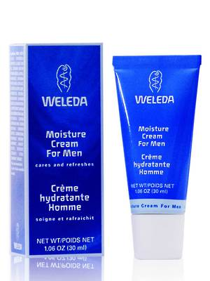 Weleda Moisture Cream for Men, 30ml