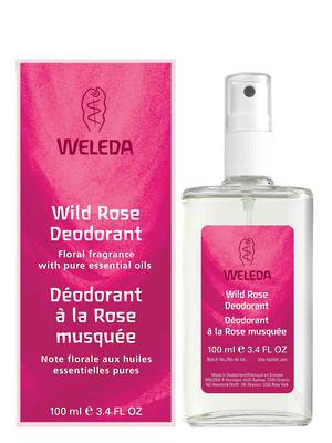 Weleda Wild Rose Deodorant, 100ml