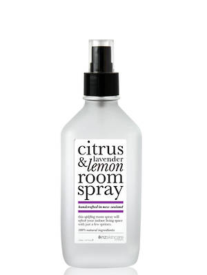The Organic House - Citrus Lavender & Lemon Room Spray
